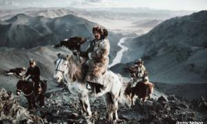 Mongolia - Ancient Golden Eagle Hunting