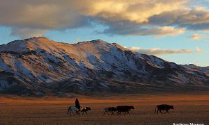 Mongolia Nomadic Life