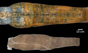 This 'mud mummy' has revealed a previously unknown mortuary practice for non-elite ancient Egyptians.