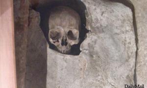 England Practice Ancient Egyptian Mummification