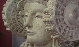 The mysterious Lady of Elche