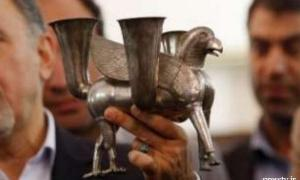 mythical Griffin - Iran