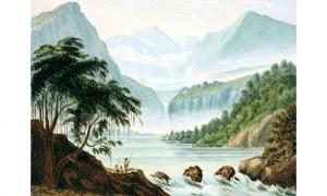 The mythical Saraswati river of Rig Veda