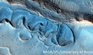 Stuning NASA Mars photos