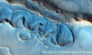 Stuning NASA Mars photos