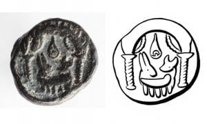 Ancient Eulogia Token Depicts An Unusual Nativity Scene
