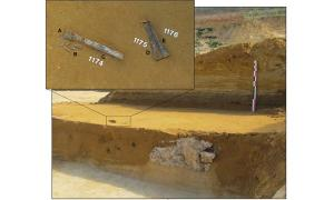200,000-year-old Neanderthal remains in Tourville-la-Rivière in France