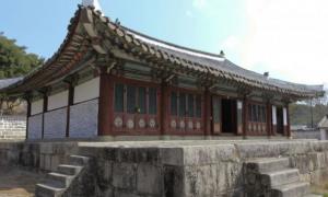 North Korea Ancient Ruins