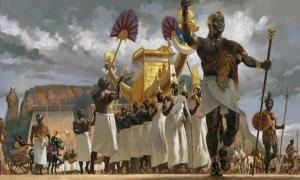 Nubia and the Powerful Kingdom of Kush