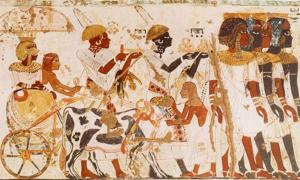 Burial Sites Show How Nubians, Egyptians Integrated Communities Thousands of Years Ago