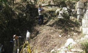Astronomical Observatory in Machu Picchu