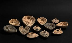 Ancient Oil Lamp Find Sheds Light on Middle Eastern History