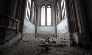 Oldest Carolingian cathedral in Germany