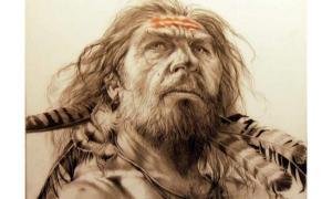 Human Genome - Neanderthals