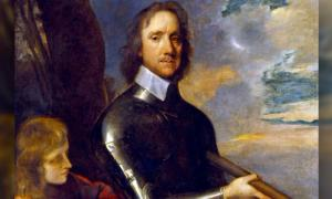 Oliver Cromwell. Source: Soerfm / Public Domain