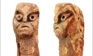 Pagan God Caught in River by Fisherman Confirmed as Being up to 4,200 Years-old and Unique
