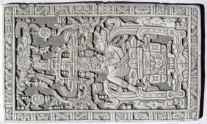 Pakal II's crypt