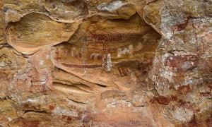 DNA, land bridge, Beringia, Ice Age, Americas, genetics, South America, humans, Paleoamerican, Naia, Luzia, skeletons, archaeology
