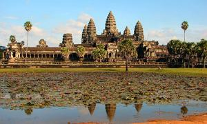 Angkor Wat - Panoramic View