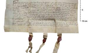 Medieval Lawyers Used Sheepskin Parchment to Prevent Fraud and Forgery