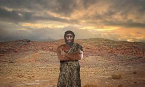 Several past human species went extinct due to climate change. Source: regis allouet /Adobe Stock