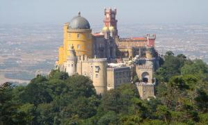 Pena National Palace.