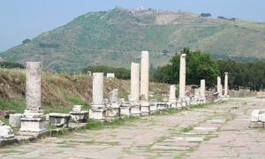 Asklepion in Pergamon Turkey