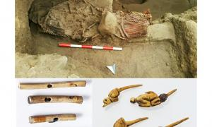 4,500-Year-Old Burial Suggests Norte Chico People of Peru Practiced Gender Equality