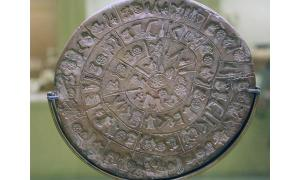 4,000-year-old Phaistos Disc