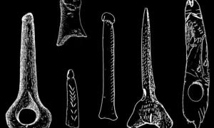 Ancient Phallic Decorations