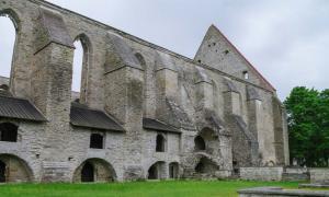 The ancient cemetery, St. Brigitta convent, EstoniaSource: smoke666/Adobe Stock By Ed Whelan