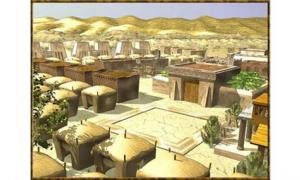 Pre-dynastic settlement of Nekhen
