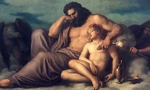 Prometheus Myth: The Creator of Man - The true story