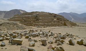Caral, UNESCO world heritage site and the most ancient city in the Americas. Source: Mark / Adobe Stock.