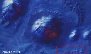 Lost Pyramids found - Egypt, angela micol