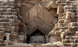 The Forced Entry of the Caliph into the Great Pyramid of Giza