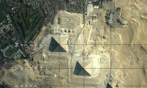 Pyramids - Giza