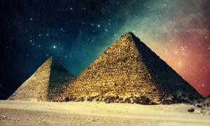 Pyramids - Orion