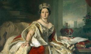 Portrait of Queen Victoria, 1859