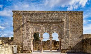 The palace of Medina Azahara near Cordoba in Andalusia, Spain had a quicksilver pool to entertain guests. Source: rudiernst /Adobe Stock