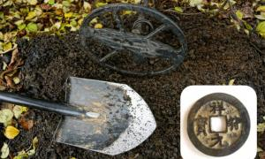 Metal Detectorist Discovers Ultra-Rare Chinese Coin in England