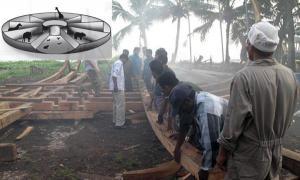 Reconstruction of Noah's Ark