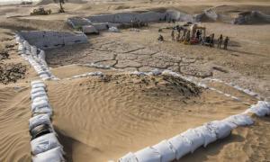 Ancient recycling discovered at the Saruq Al Hadid site. Source: Jan Kurzawa / PAP.