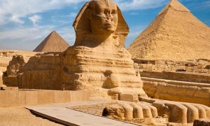 The Sphinx - Egypt