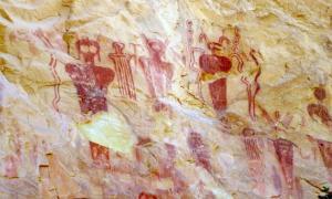 The rock art of Sego Canyon
