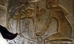 Four New Kingdom rock-hewn tombs discovered in Egypt - Elephantine Island
