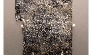 Roman Curse Tablets