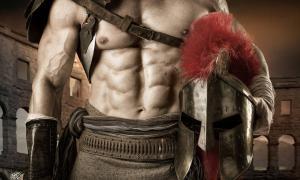 Roman gladiators lived fascinating, brutal, lives