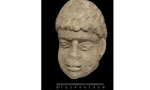 1,800-year-old Roman god statue
