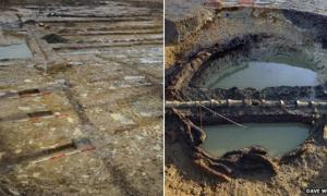 Oldest Roman irrigation system in Britain